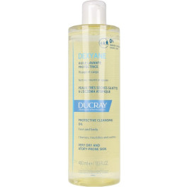 Ducray Dexyane Protective Cleansing Oil 400 Ml Unisex