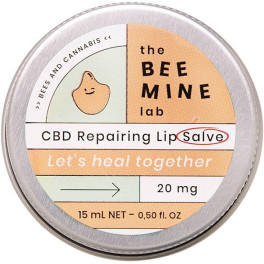 The Beemine Lab Balsamo Labial Cbd 15ml