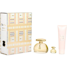 Tous Touch The Original Gold Lote 3 Piezas Mujer