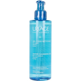 Uriage Water Cleansing Gel Normal To Combination Skin 200 Ml Unisex