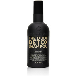 Waterclouds The Dude Detox Shampoo For All Hair Types 250 Ml Hombre