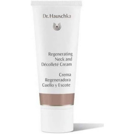 Dr. Hauschka Regenerating Neck And Décolleté Cream 40 Ml Mujer