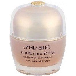 Shiseido Future Solution Lx Total Radiance Foundation 3-golden 30 Ml Mujer