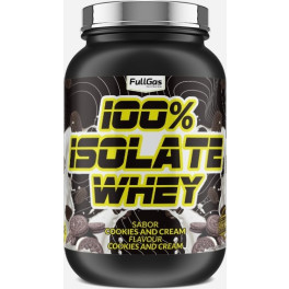 Fullgas 100% Isolate Whey Cookies And Cream 700g Sport