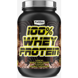 Fullgas 100% Whey Protein Concentrate Doble Chocolate 1,8kg Sport