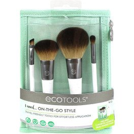 Ecotools On The Go Style Lote 5  Piezas Mujer