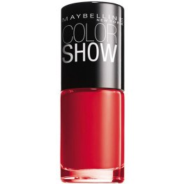 Maybelline Color Show Nail 60 Seconds 349-power Red Mujer