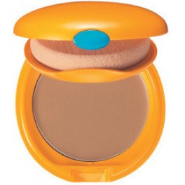 Shiseido Tanning Compact Foundation Spf6 Honey 12 Gr Mujer