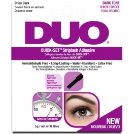 Ardell Pegamento Duo Quickset Oscuro 5 Gr Mujer