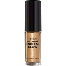 Revlon Colorstay Endless Glow Liquid Highlighter 003-gold Mujer