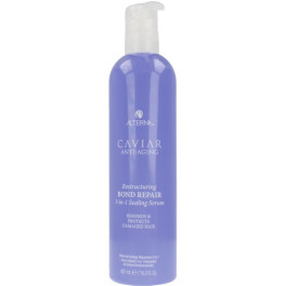 Alterna Caviar Restructuring Bond Repair 3-in-1 Sealing Serum Back B Unisex
