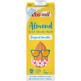 Nutriops Ecomil Almond Vainilla 1l
