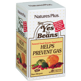 Natures Plus Say Yes To Beans 60 Caps