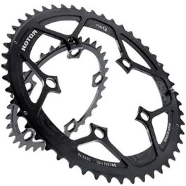 Rotor Chainring C 36t - Bcd110x5 - Inner - Negro