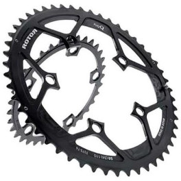 Rotor Chainring C 50t - Bcd110x5 - Outer - Negro