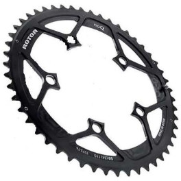 Rotor Chainring C 52t - Bcd110x5 - Outer - Negro