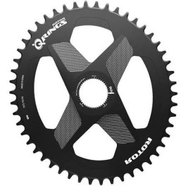 Rotor Q Rings Dm Oval Chainring 42t Negro