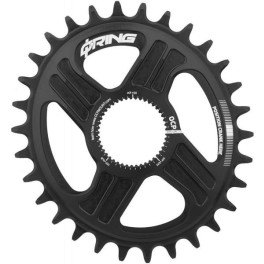 Rotor Q Rings Dm Oval Chainring Q30t Negro