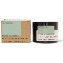 The Beemine Lab Crema Hidratante 010% Cbd 45 Ml Unisex