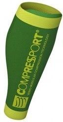 Compressport Perneras R2 v2 - Verde Fluo