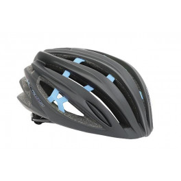 Massi Casco Team Negro Mate/azul L