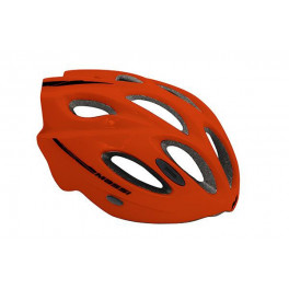 Massi Casco Tech Naranja Fluor Mate L