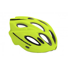 Massi Casco Tech Amarillo Fluor Mate L