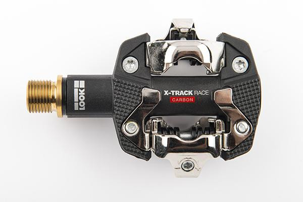 Look Pedales X-track Race Carbon Ti Spd