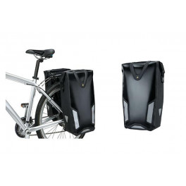 Topeak Alforja Lateral Impermeable Dx Negro