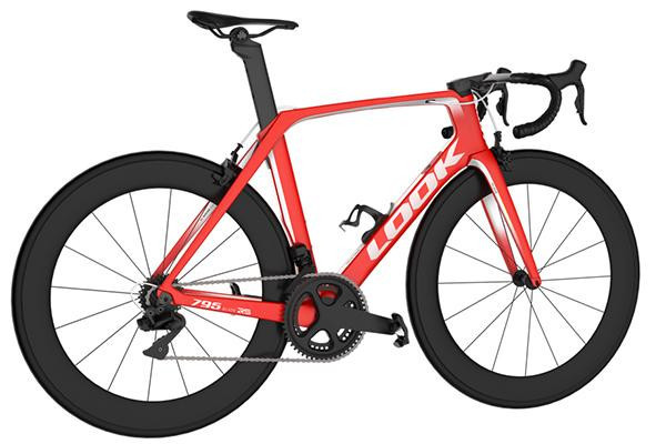 Look Bicicleta 795 Blade Rs Ultegra Red (s)